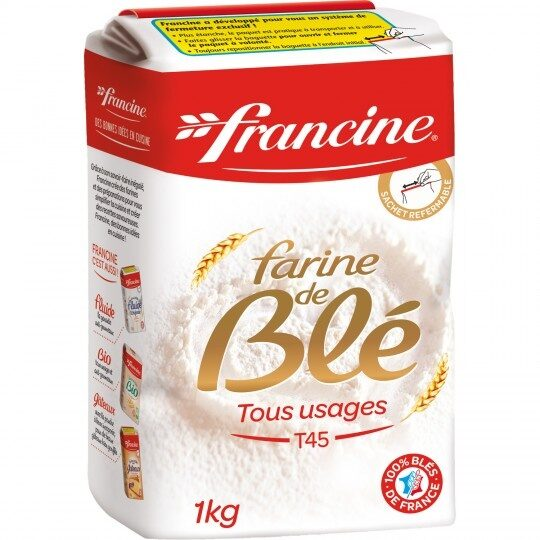 FARINE DE BLE - Produit - fr
