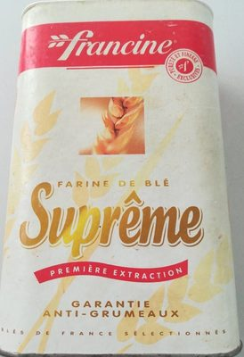 Farine de blé suprême - Product