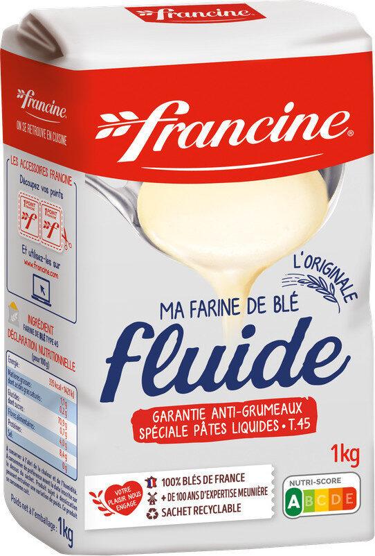 FARINE FLUIDE - Product - fr