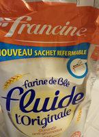 Farine de blé fluide L'originale T45 - Product - fr