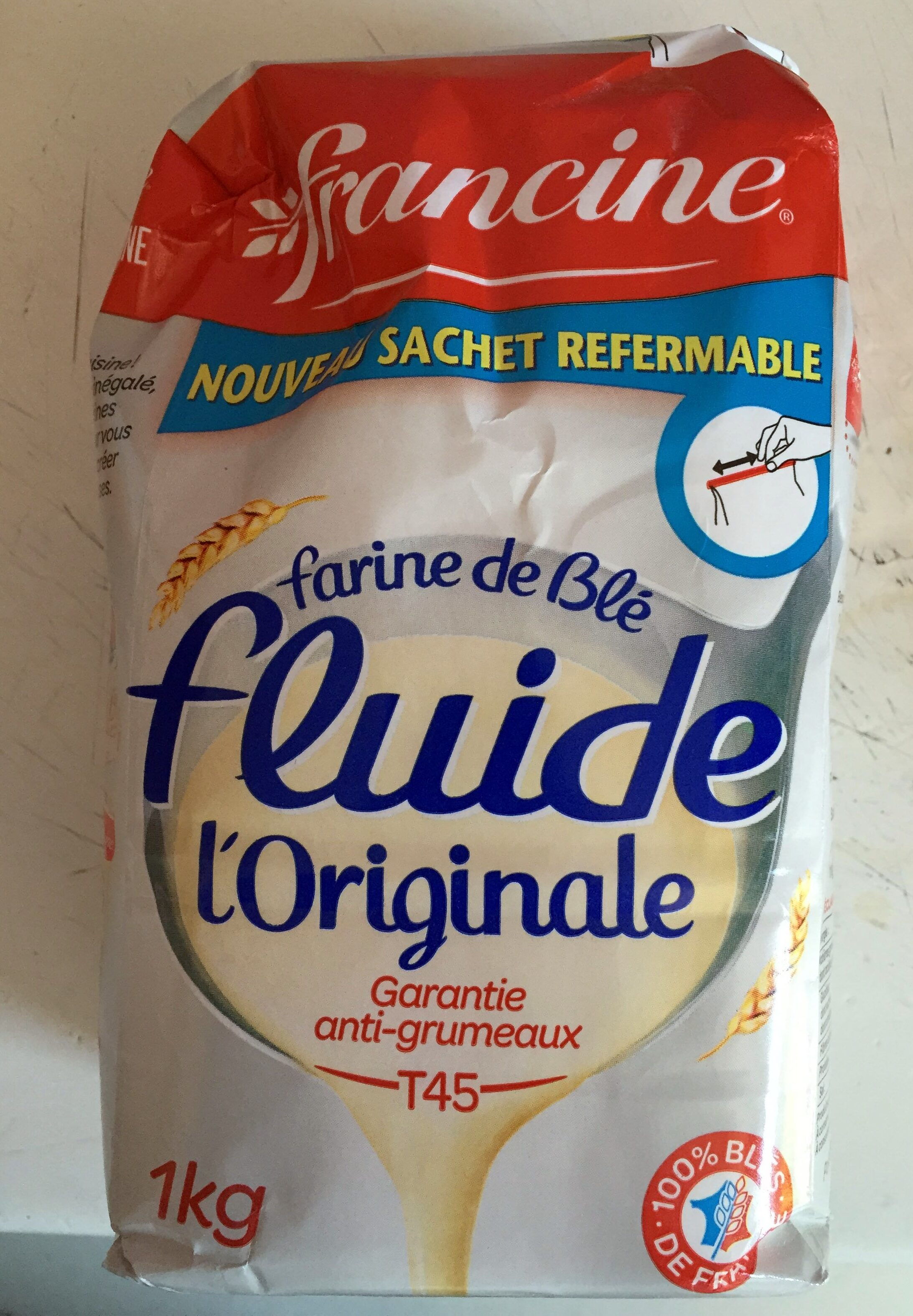 FARINE FLUIDE - Product - fr