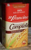 FARINE COMPLETE - Produit - fr