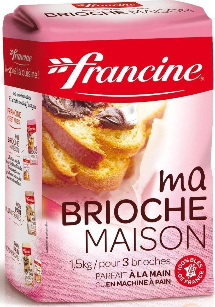 Brioche maison - Product - fr