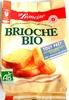 Brioche Bio - Produit