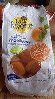 Abricots fondants - Produit - fr