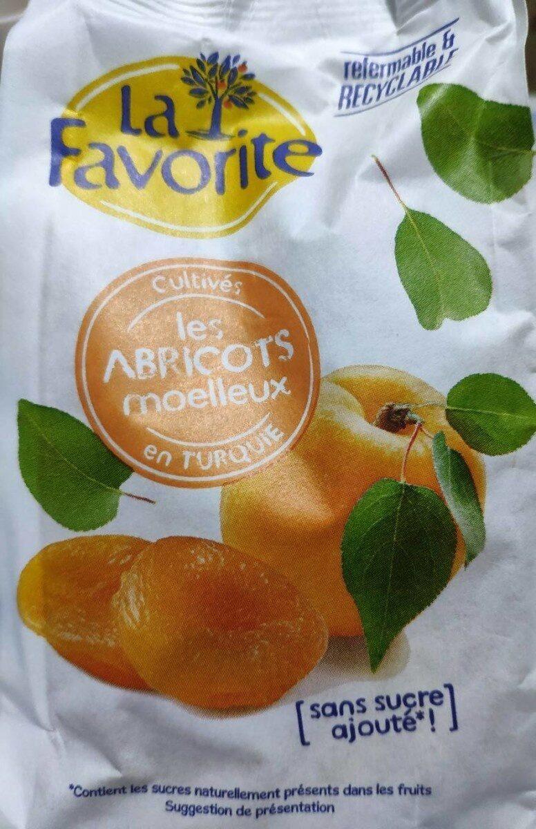 Abricots fondants - Product - en