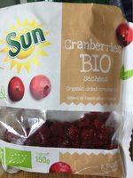 Cranberries bio - Product