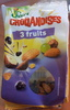 Croquandises 3 fruits - Product