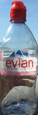 Eau minérale naturelle - Product - fr