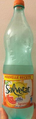 Sans sucres Agrumes - Produit - fr