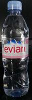 evian bottle 500ml - Product - fr
