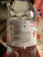 Pack de 6 bouteilles d'eau minérale naturelle de Noël (6 x 50cl) - Ingrediënten