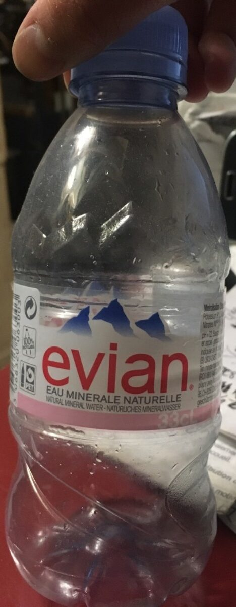 Evian 33cl - Продукт - fr
