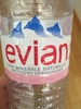 Natural mineral water - Produit