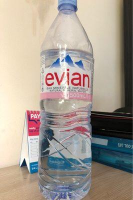 Eau EVIAN - Product - fr