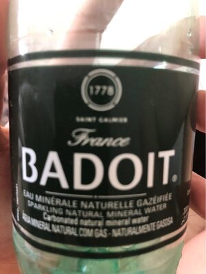 French Lightly Sparkling Water - Product - fr