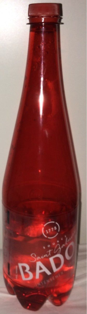 Badoit Rouge bouteille - Product