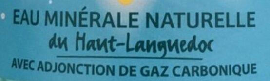 La Salvetat - Ingredients - fr