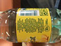 Citron - Ingrédients - fr
