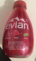 Evian fruits et plantes - Product