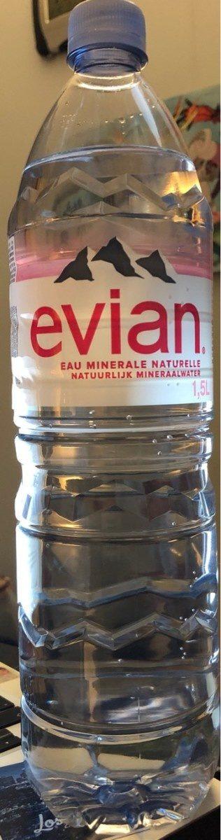 Evian 1.5L - Product
