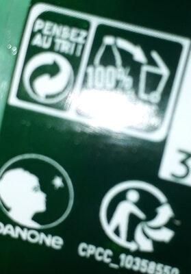 Badoit - Instruction de recyclage et/ou informations d'emballage - fr