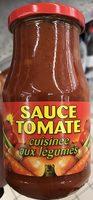 Sauce Tomate cuisinée aux légumes - Produit