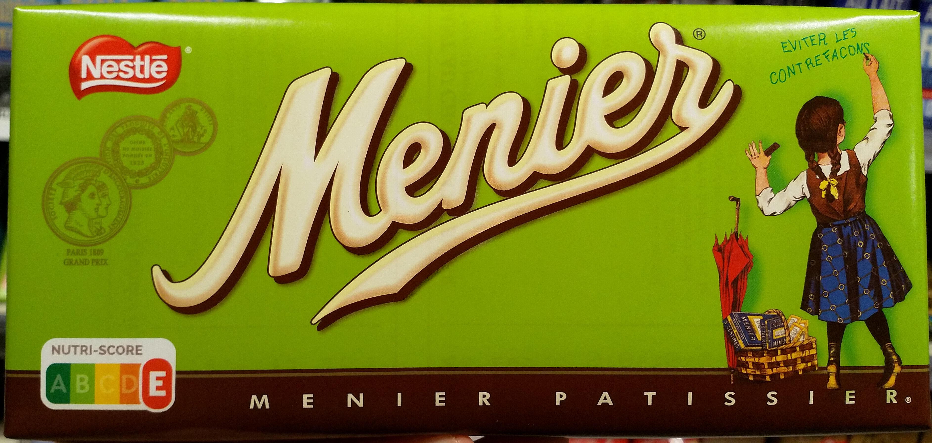 Menier patissier - Produit - fr