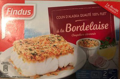 Colin d'alaska a la bordelaise - Product - fr