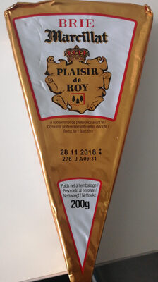 Brie Plaisir de Roi - Product - es