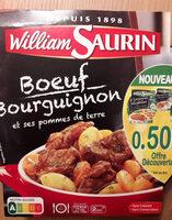Boeuf bourguignon et ses pommes de terre - Product - fr