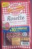 Rosette grandes tranches au goût intense - Produit