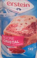Sucre cristal - Produit - fr