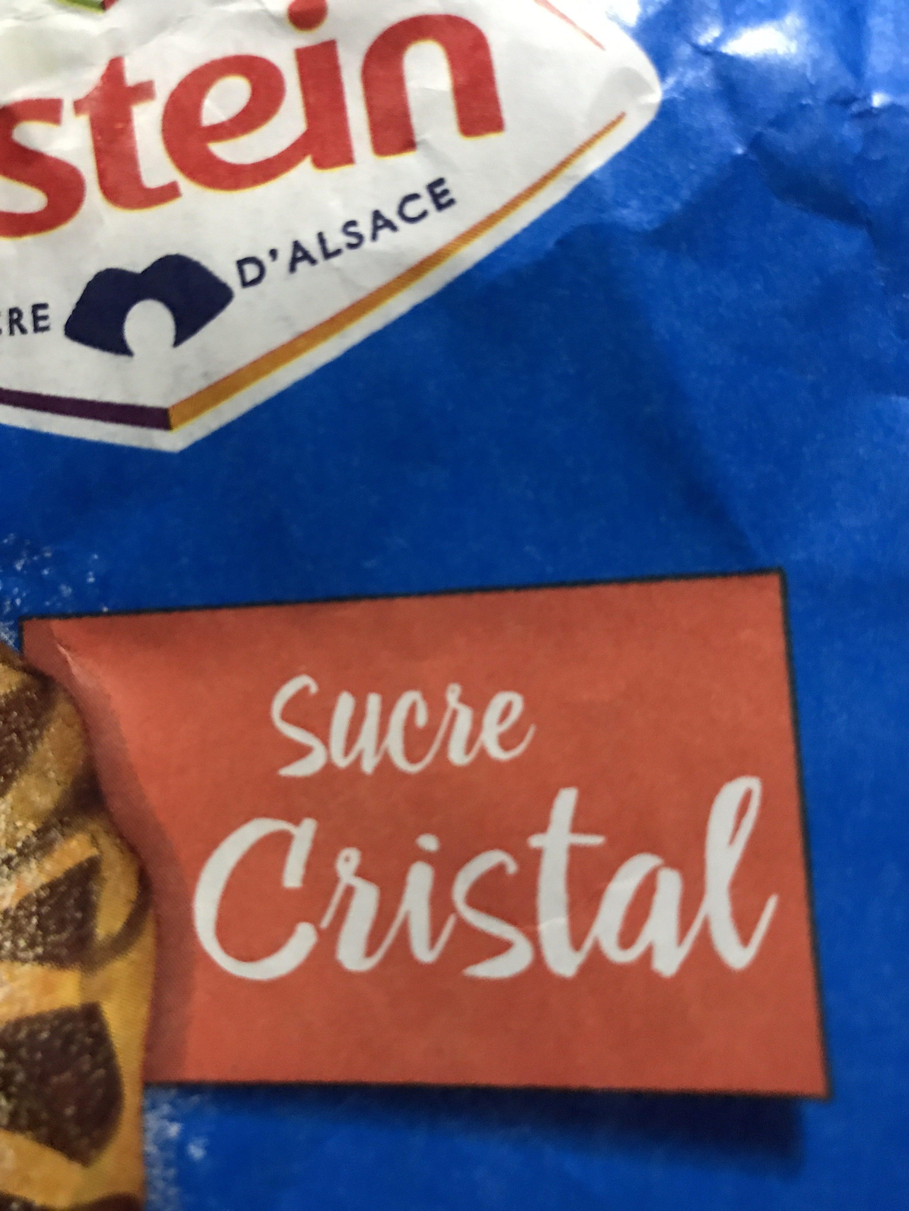 Sucre cristal - Ingrédients - fr