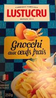 Gnocchi aux oeufs frais - Produit