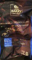 Chocolat de couverture noir - Product - fr