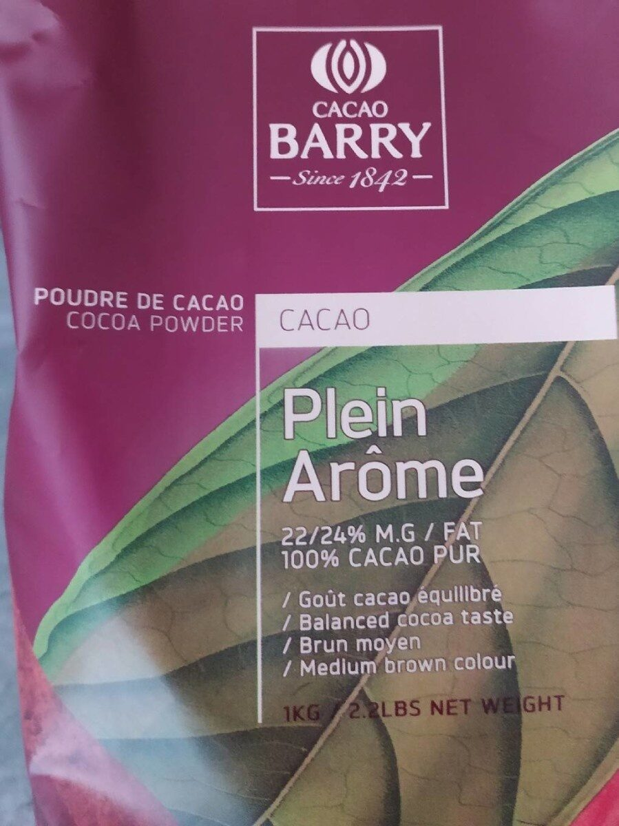 Cacao Barry - Product - en