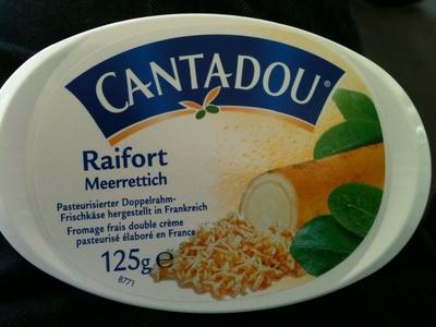 Raifort - Product