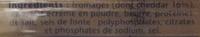 Toastinette Pour Croque Monsieur Nature (19 % MG) 20 tranches - Ingrédients