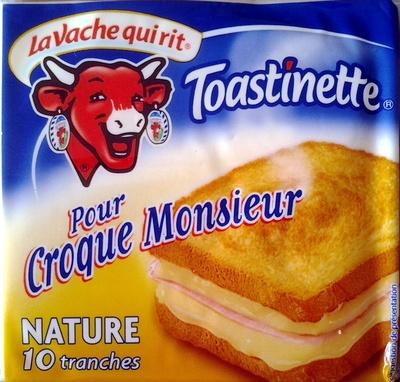 Toastinette Pour Croque Monsieur Nature - Prodotto - fr