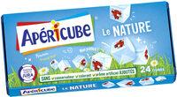 Apéricube Nature 24C - Produit - fr