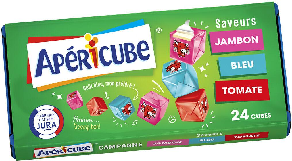 Apéricube Campagne 24c - Product - fr