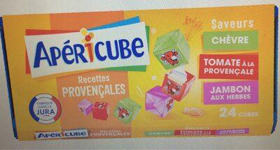 Apéricube Recettes Provencales - Product - fr