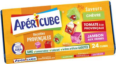 Apéricube Recettes Provençales 24C - Produit - fr