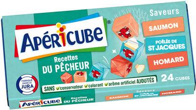 Apéricube Recettes du Pêcheur 24C - Produit - fr