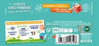 Apéricube Recettes du Pêcheur 24C - Informations nutritionnelles - fr