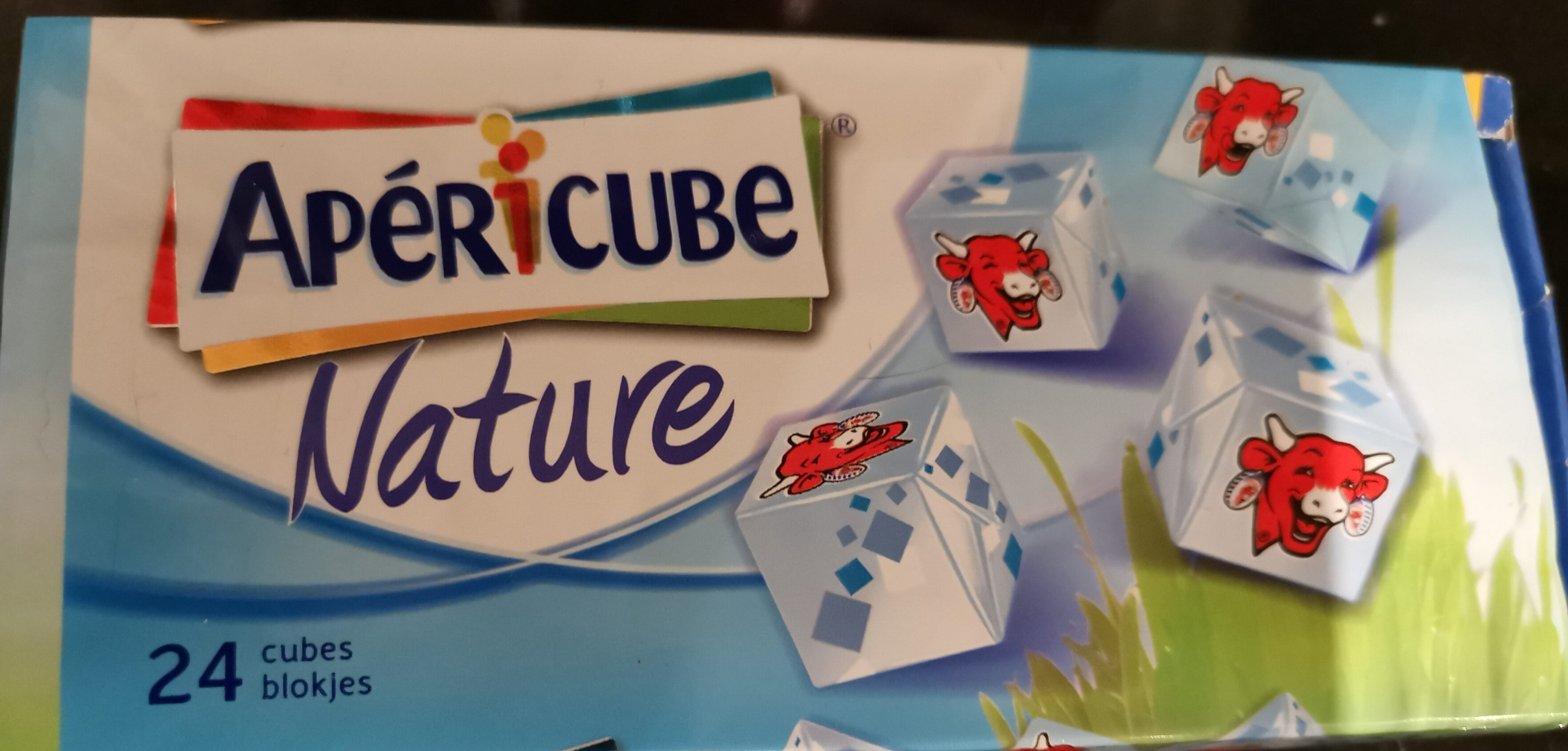 Apericube Nature - Product - fr