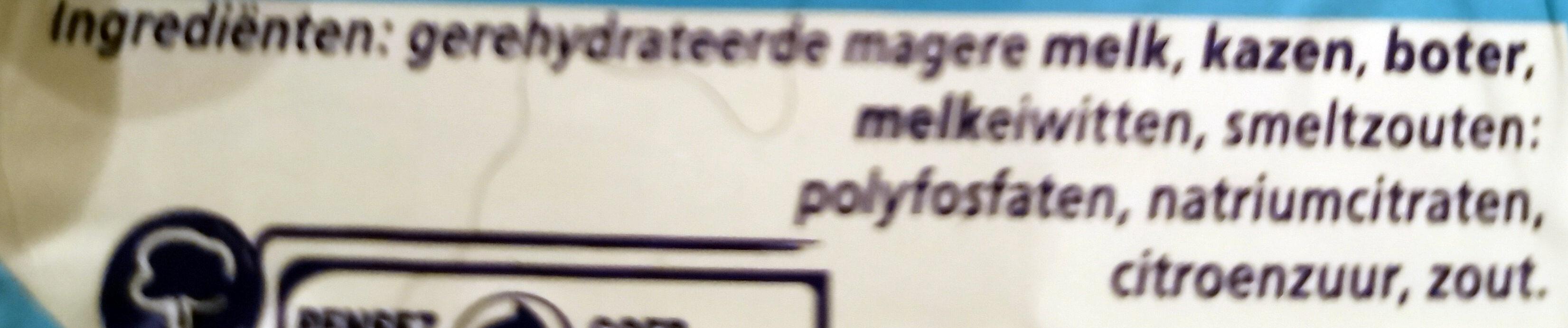 Apericube Nature - Ingrediënten - nl