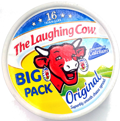 The Laughing Cow® Original Big Pack 16 Triangles (18,5 % MG) - Product