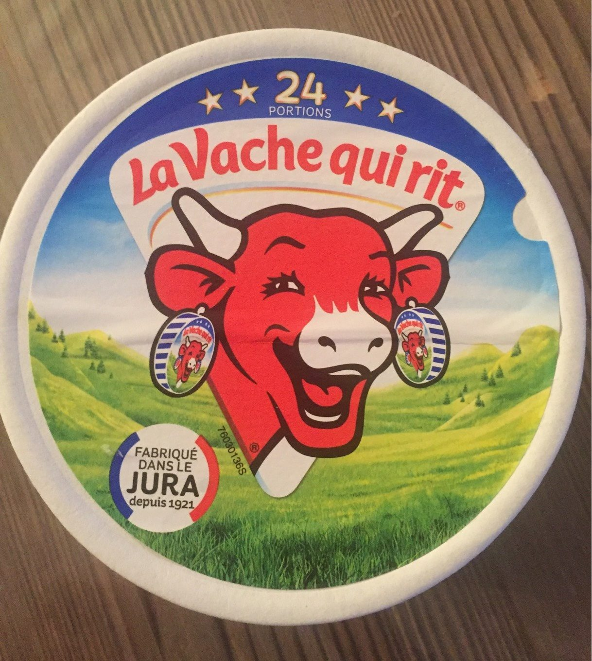 La Vache qui rit® 24 Portions (19 % MG) - Produit